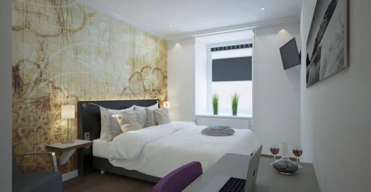 Berghotel Amersfoort hotelkamer