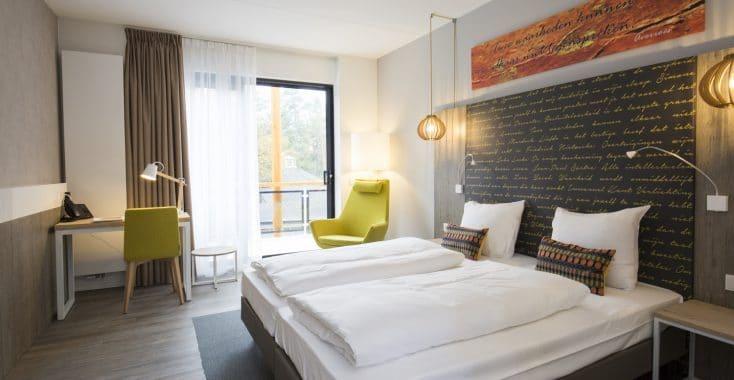 Hotelkamer ISVW Leusden