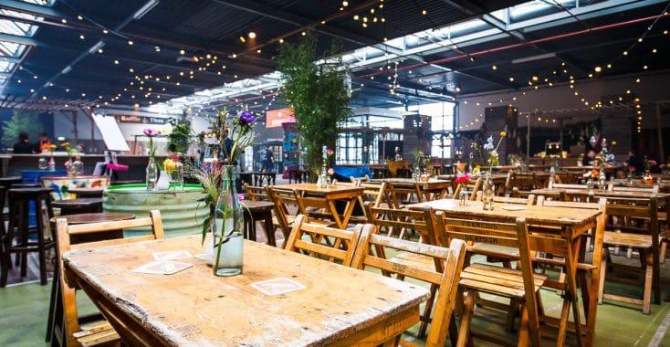 Restaurant Hart van holland