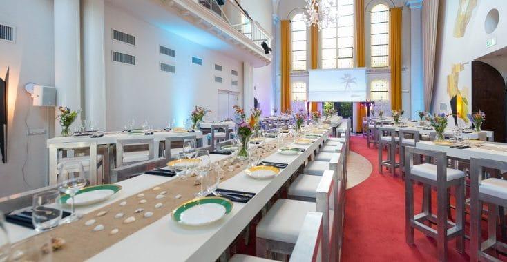 Mariënhof Locatie Amersfoort buffettafel