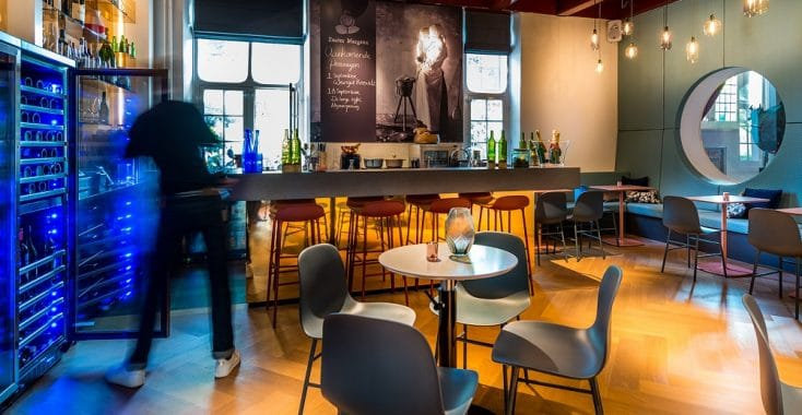 Mariënhof Locatie Amersfoort bar