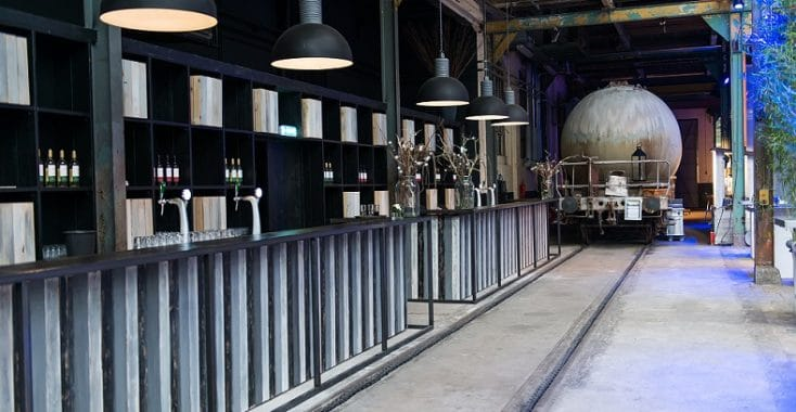 Rijtuigenloods Amersfoort bar