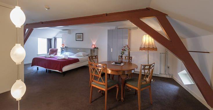 De Gaaper Hotel Amersfoort De luse Double-triple room