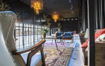 Foyer Midden nederland Hallen