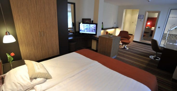 Junior suite Fletcher Hotel Amersfoort