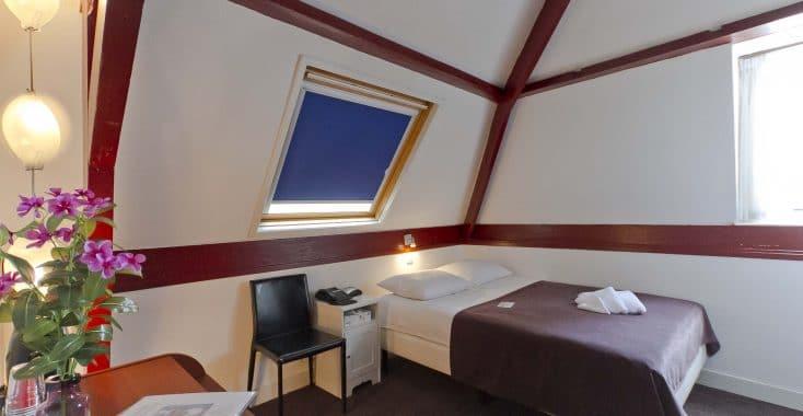 De Gaaper Hotel Amersfoort hotelkamer