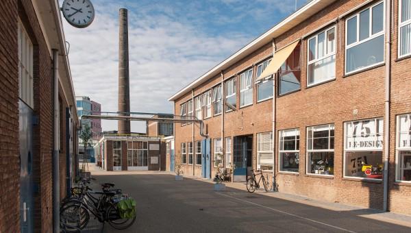 De Nieuwe Stad, Prodentfabriek