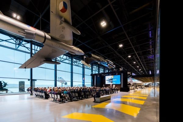 Nationaal Militair Museum congres