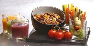Hotel Ernst Sillem Hoeve Groente en Fruit