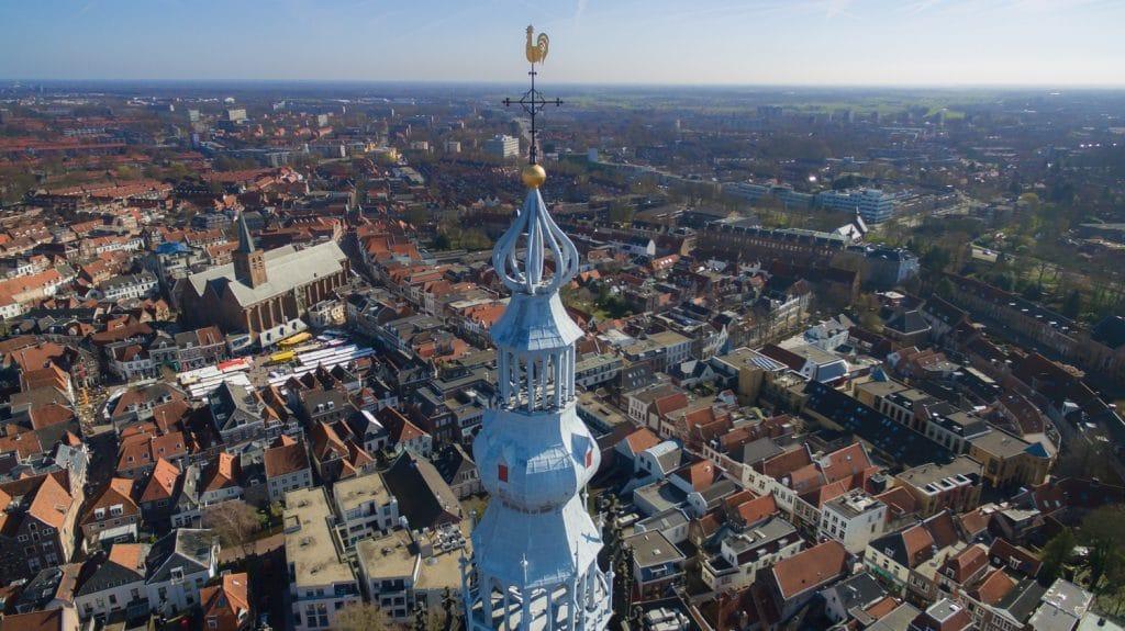 Amersfoort drone de Dag van de Stad