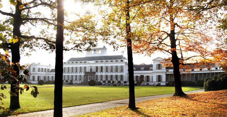 Paleis Soestdijk in de herfst